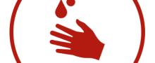 Regelmäßiges Händewaschen