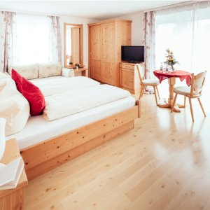 Hotel Kaisers - Zimmer mit Balkon