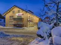 Hotel Kaisers im Winter