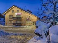 Hotel Kaisers im Winter