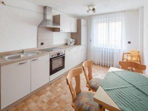 Ferienwohnung Sonthofen Küche