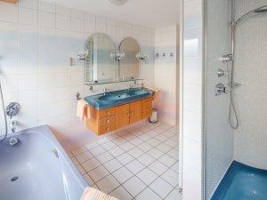 Ferienwohnung Sonthofen Badezimmer