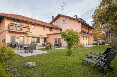 Hotel Kaisers Sonthofen Terrasse
