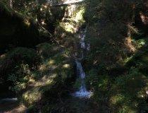 Die Hinanger Wasserfälle