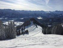 Skifahren in Bolsterlang