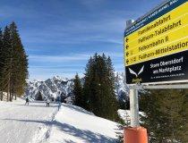 Skigebiete Fellhorn Kanzelwand, Familienabfahrt