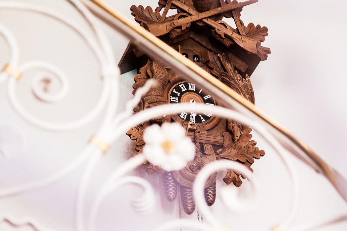 Kaisers Tanne Uhr