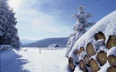 Kaisers Tanne Winterlandschaft I