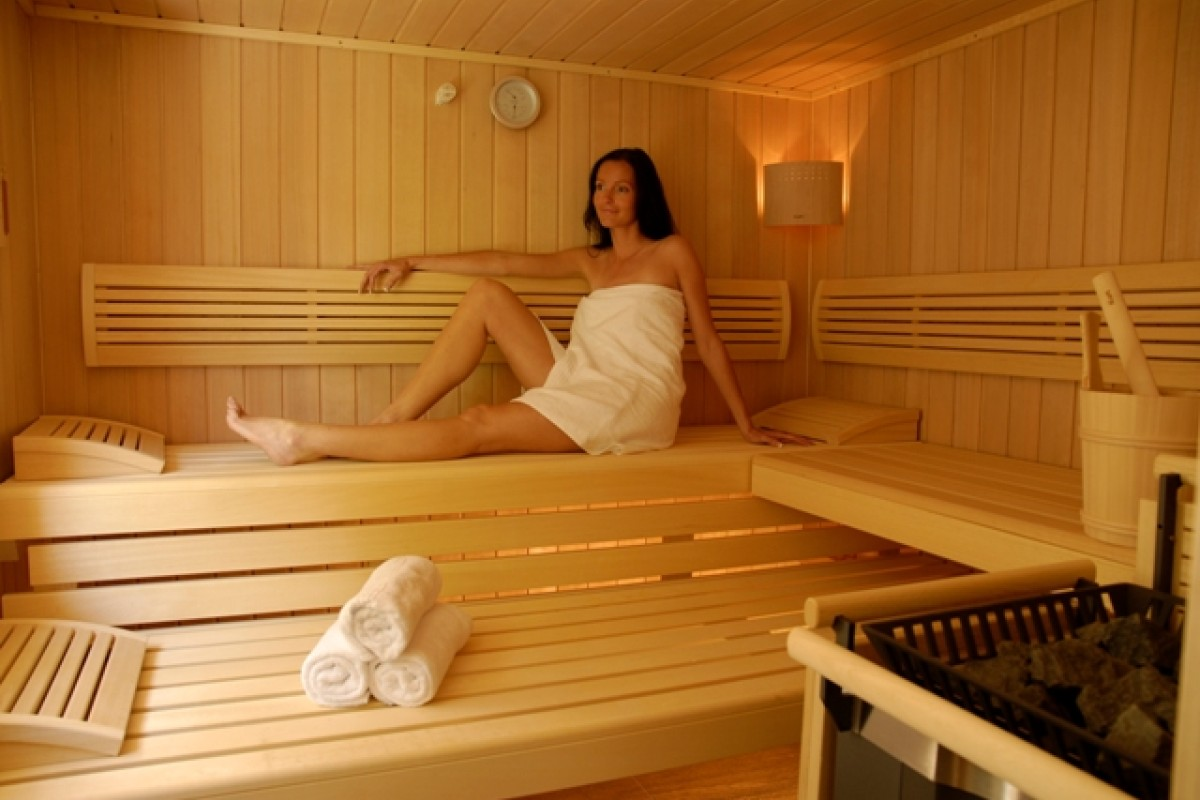 Kaisers Tanne Sauna