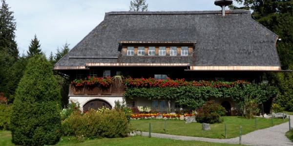 Grafenhausen Hüsli