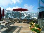Sonnenterrasse Kanzelwand Bergstation