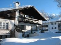 Haus Karin im Winter