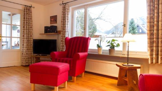 Gästehaus Karin in Oberstdorf, Whg. Springhase