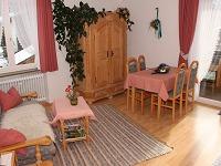 Sitzecke Wohnzimmer Fewo 2