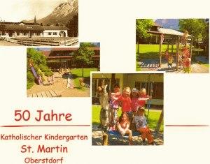50 Jahre Kindergarten St. Martin