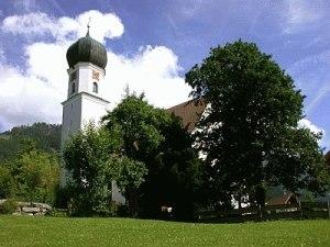 St. Michael Schöllang