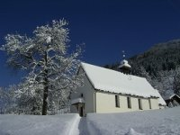 Kapelle Reichenbach Winter