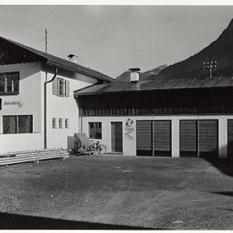 Bauhof früher