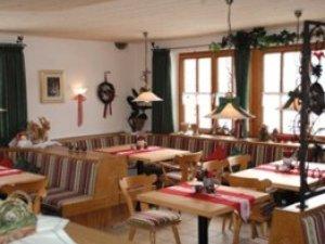 Gaststube Jagdhütte