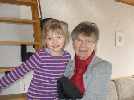 Oma Maria hat auch mal Ferien!