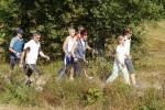 Nordic - Walking, Natur hautnah