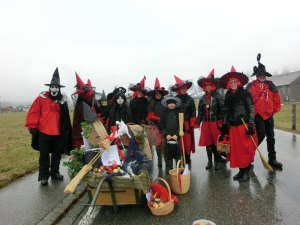 Starke Hexen - Truppe