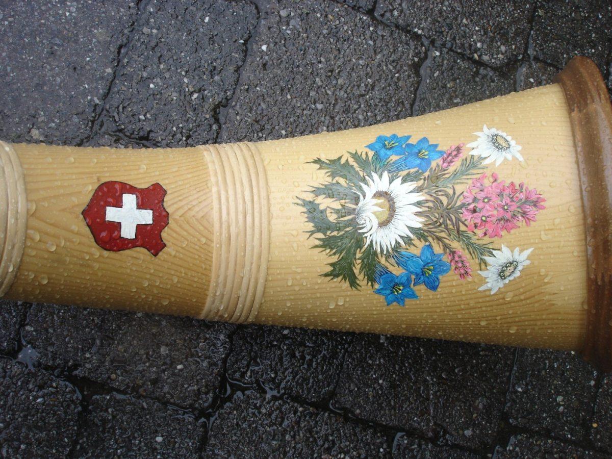 Schweizer Alphorn