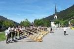 Alphorniade in Balderschwang