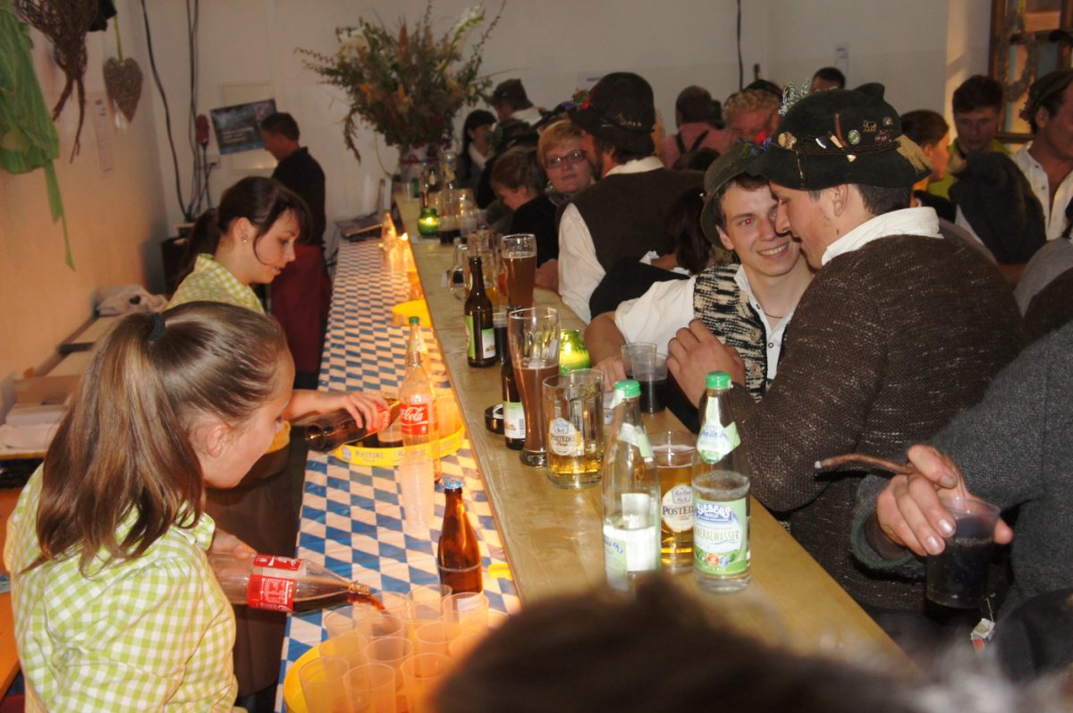 Scheid - Bar mit DJ Asche
