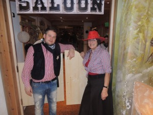 Tom und Mimi aus dem Tiroler Tal hinter dem Berg