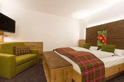 Schlafzimmer Wildrose