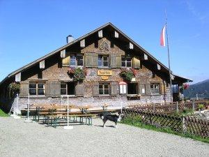 Burglhütte