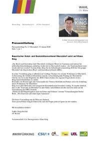Pressemitteilung BHG 2020-01-14