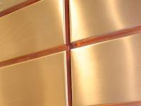 Klempnertechnik und Spenglertechnik - Kupferfassade