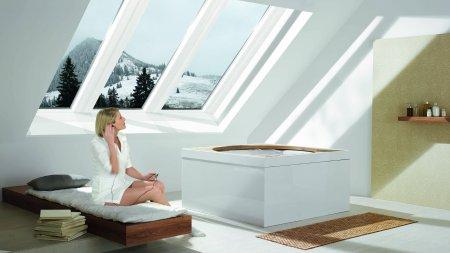 Dachfenster von  Roto Dach- und Solartechnologie