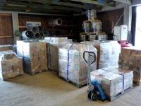 Logistik und Vertrieb für den Spenglereibedarf
