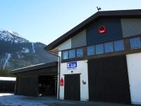 Firmengebäude Spenglerei Kling GmbH in Oberstdorf im Allgäu