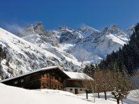 Einödsbach winter