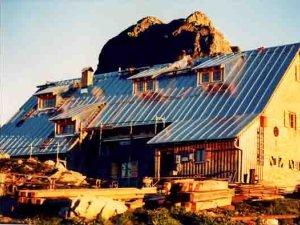 Spenglerarbeiten Mindelheimerhütte