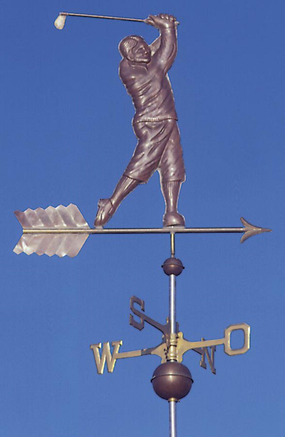 Allwetter-Golfer