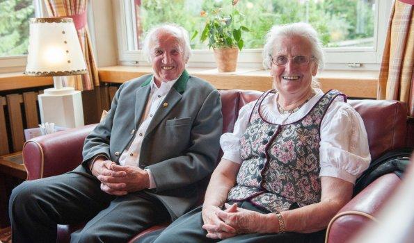 Anneliese und Meinhard Kling
