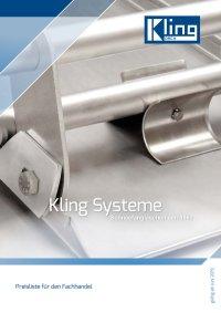 Kling Systeme - Schneefanglaschen seit 1962