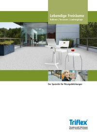 Triflex - Balkone -Lebendige Freiräume