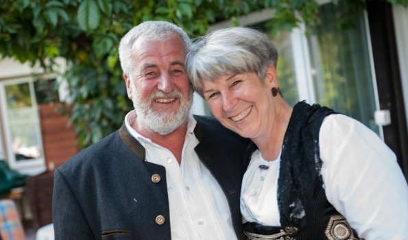 Andreas und Eva Kling