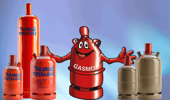 Gasmo - Flaschensortiment