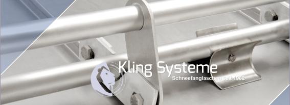 Kling-Dach Header-Systeme