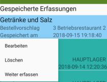 KOST Android App Ansichten2