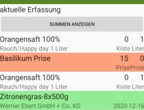 KOST Android App Ansichten4