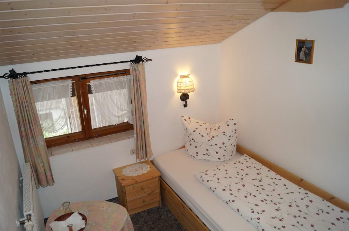 Zimmer 3 - zusätzlicher Schlafraum