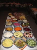 Salatbüffet